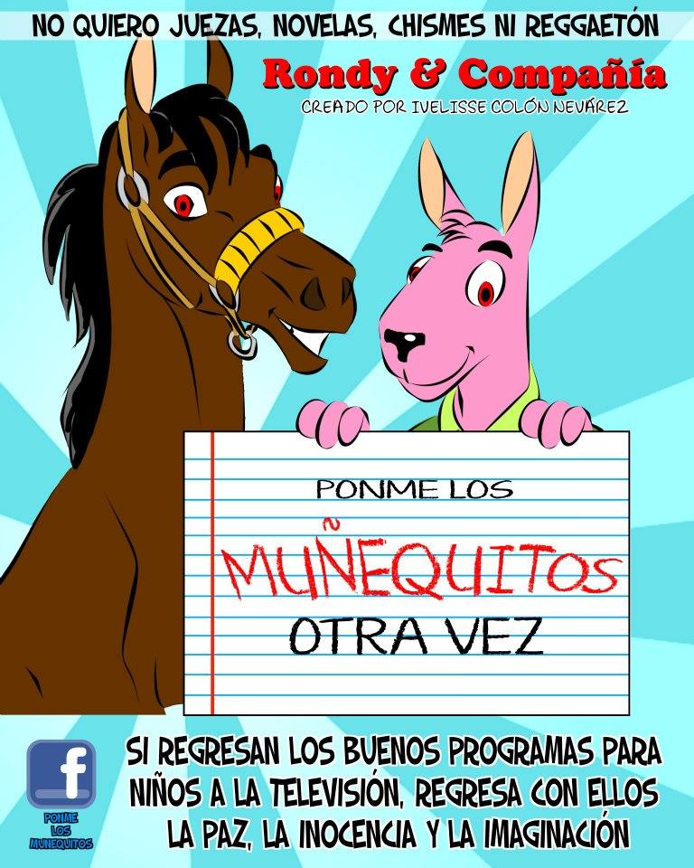 Ponme Los Muñequitos