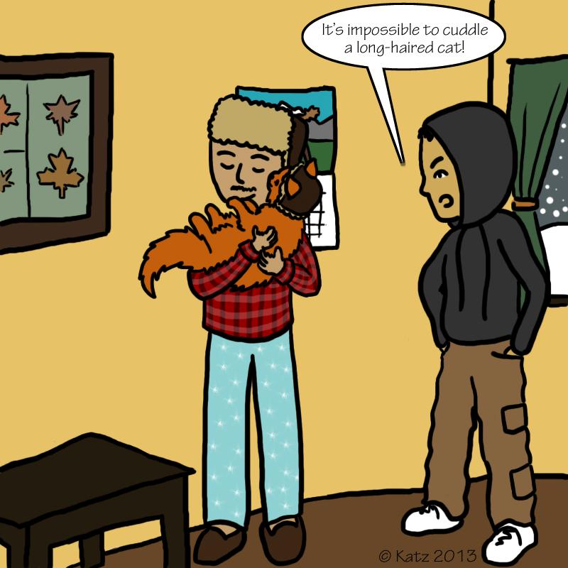 Cat Comics #2