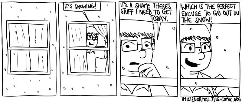 Snow Errands