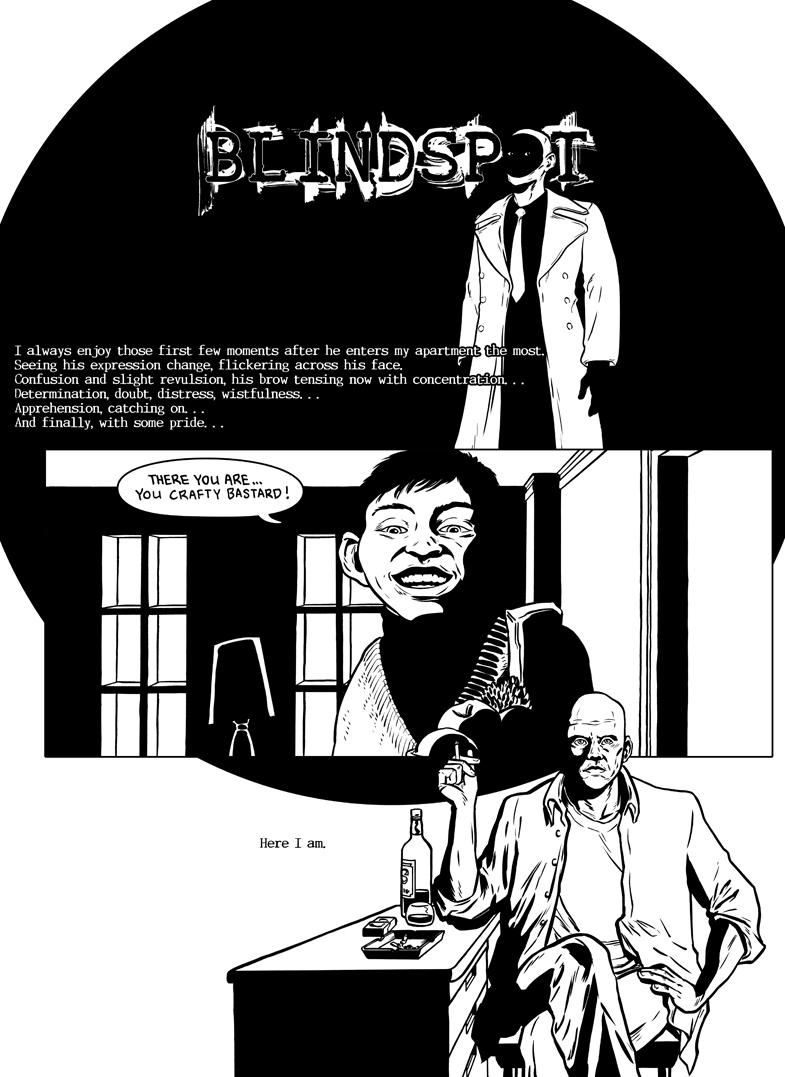 Blindspot, page 1 of 7