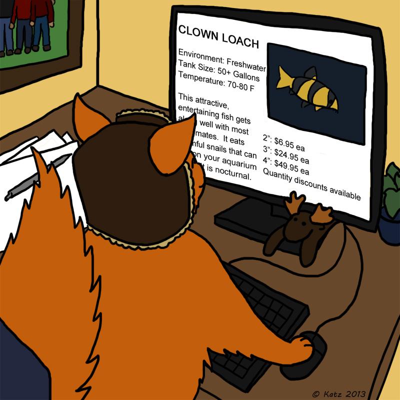 Cat Comics #3