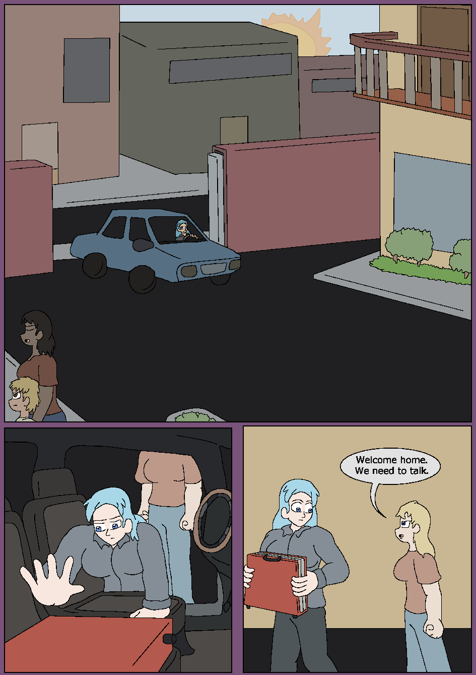 Skeletons in the Closet, Page 19