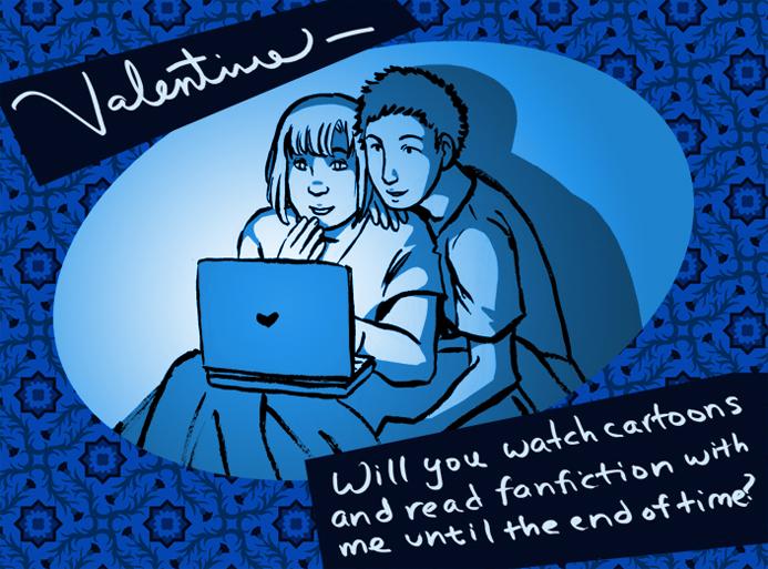Valentines 2013: Adi & Sam