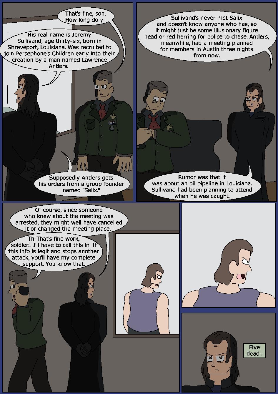 Darker Blue, Page 11