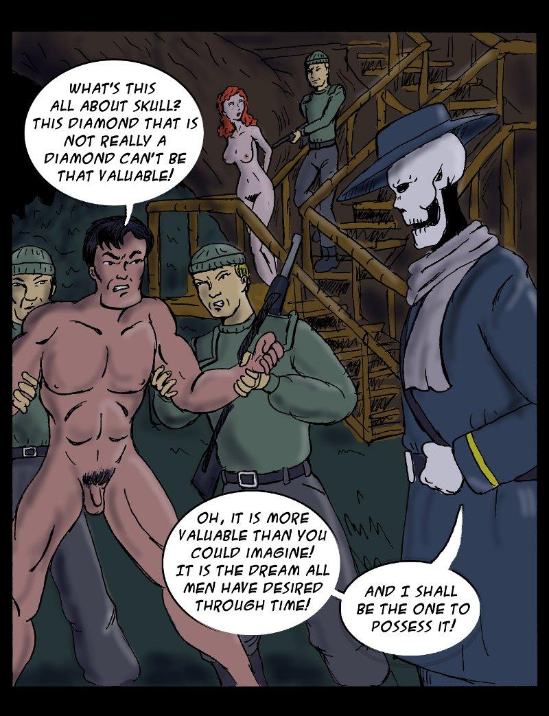 #3 Prisoners of the Skull