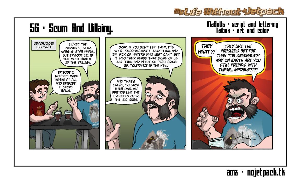 56 - Scum And Villainy.