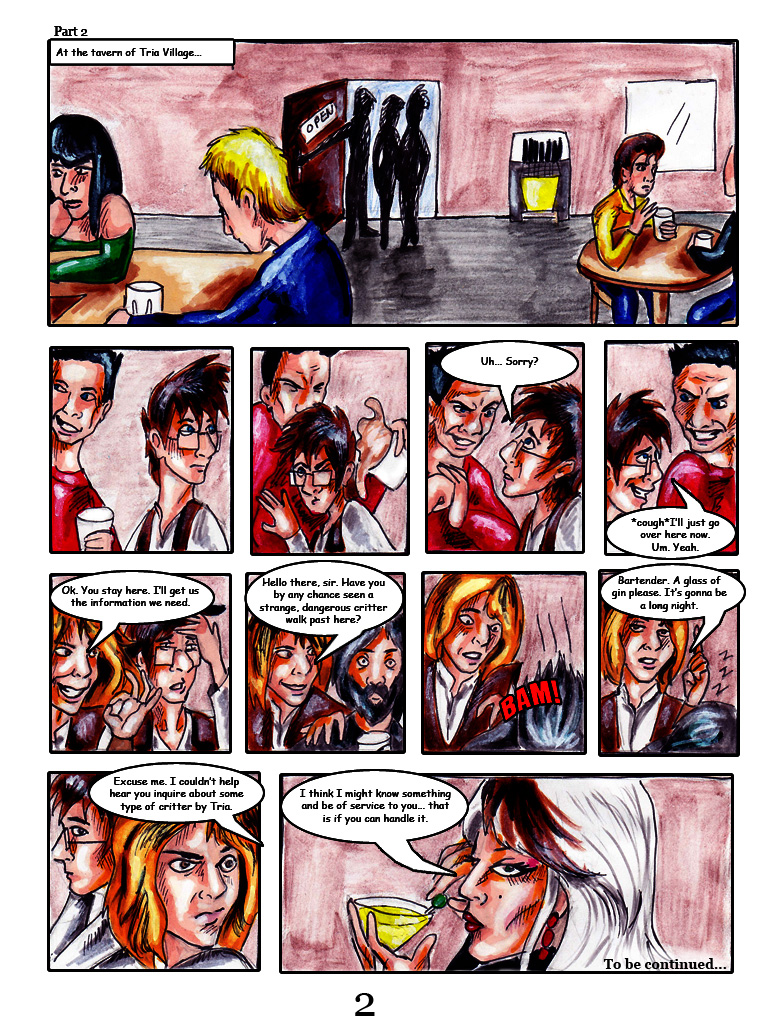 The Beast (Page 2) Part 2