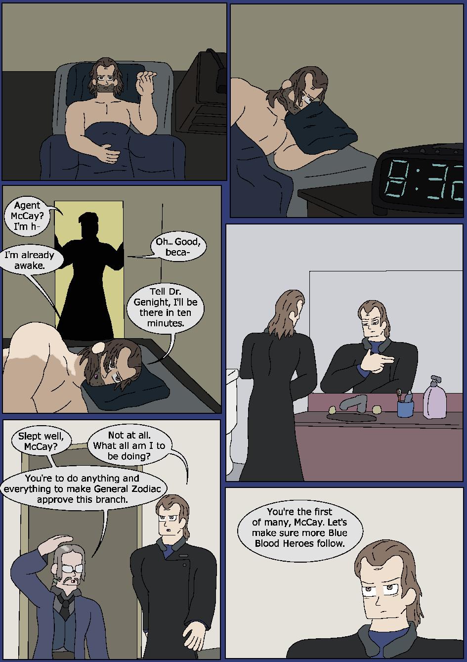 Darker Blue, Page 3