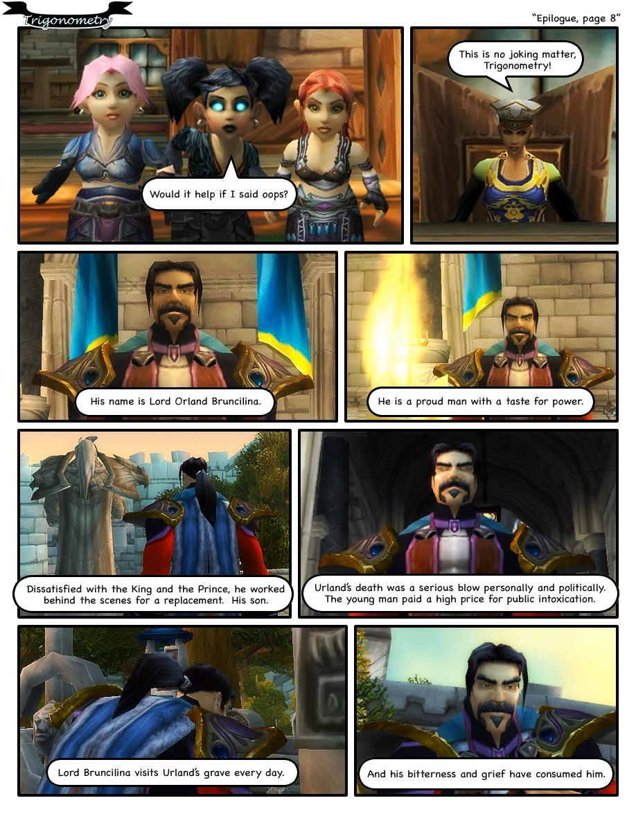 Epilogue, page 8