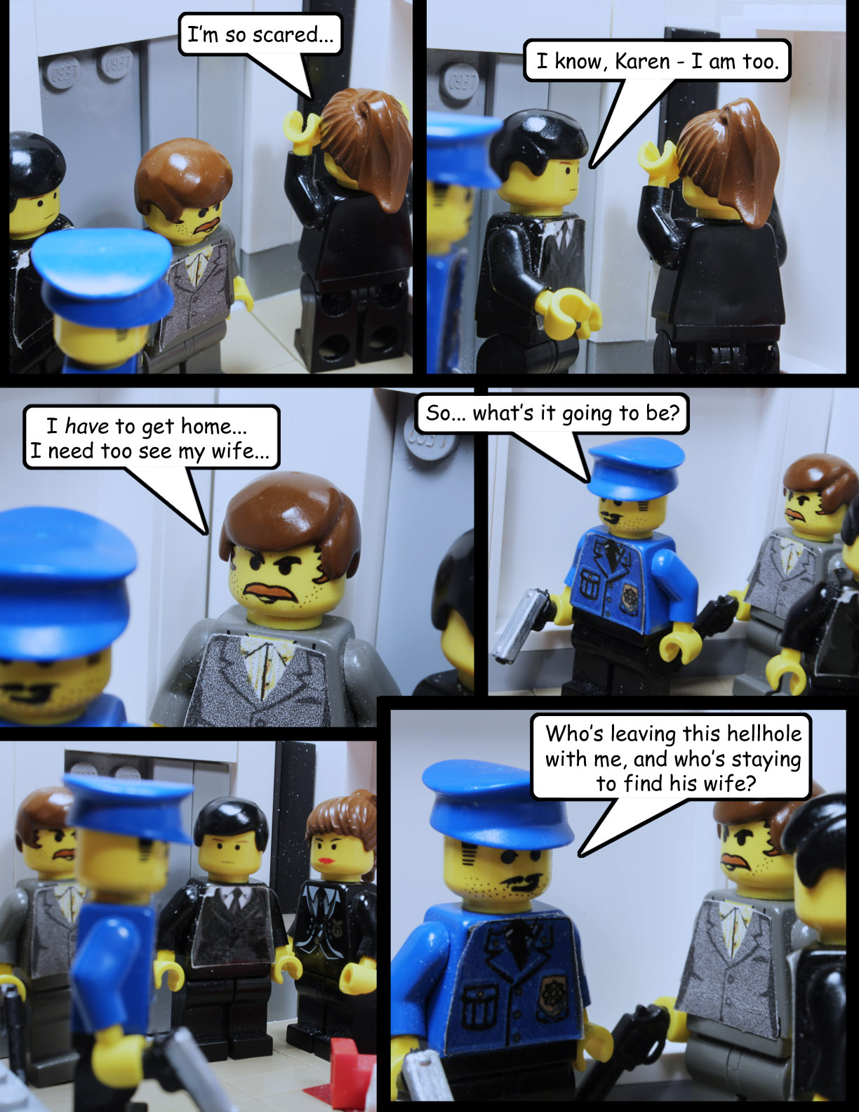 Zombie Outbrick: Episode 67
