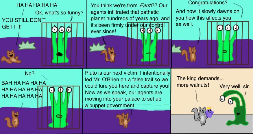 Evil Plot Explained
