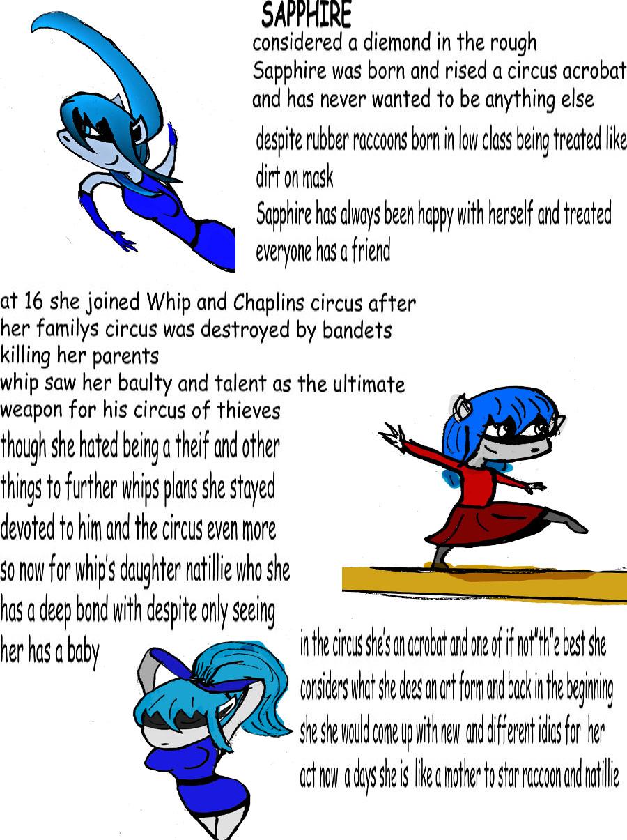 SAPPHIRE'S STORY