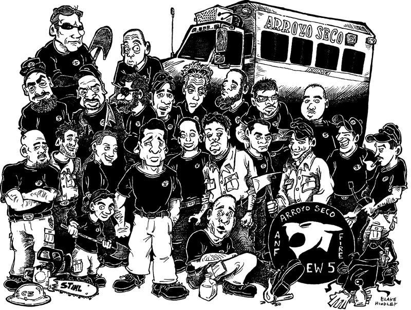 Group Cartoon 4