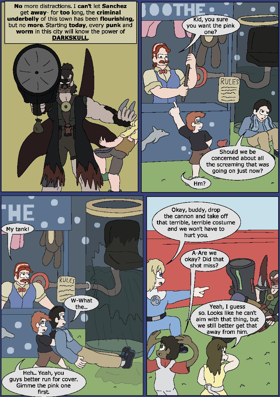 Darker Blue, Page 15