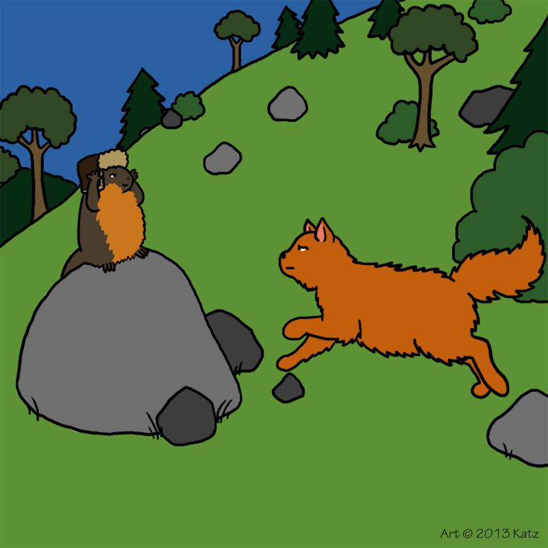 Cat Comics #5