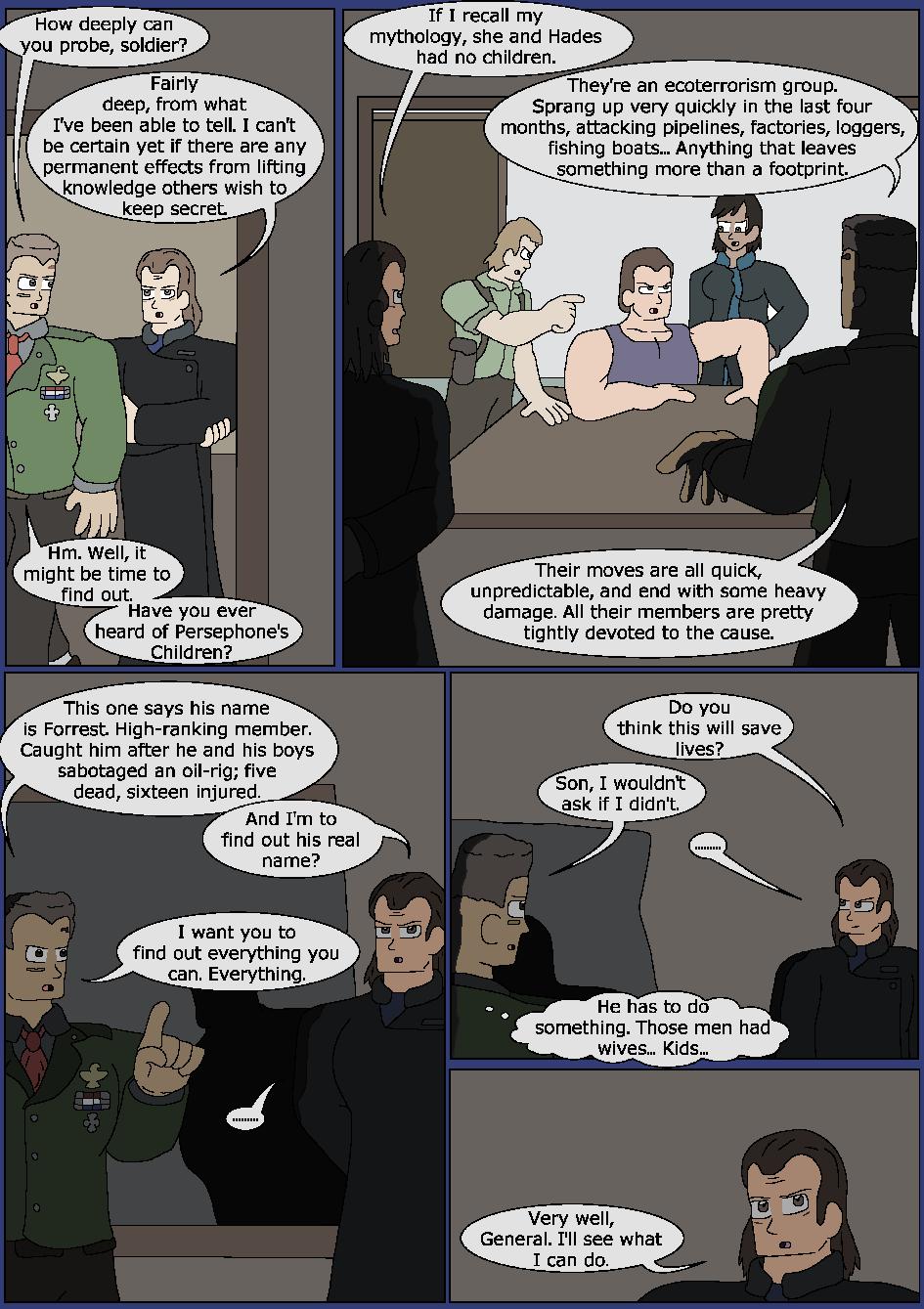 Darker Blue, Page 10