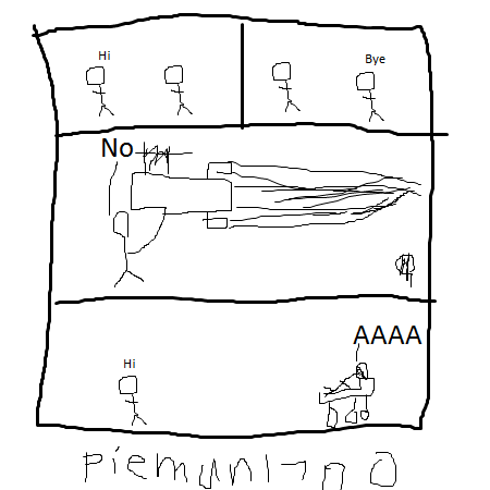 Comic #9 By:Tanner