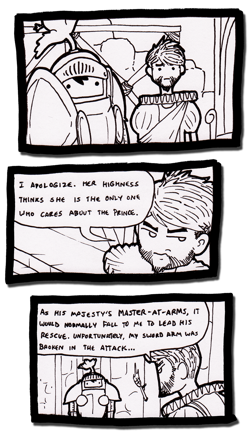 Ye Olde Problems: Page 27