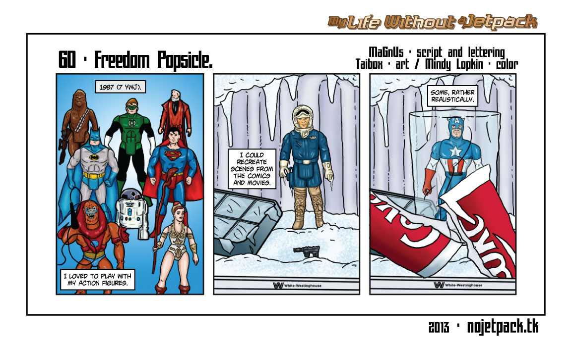 60 - Freedom Popsicle.