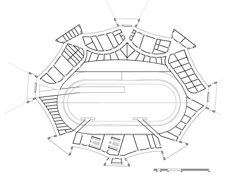Velodrome plan