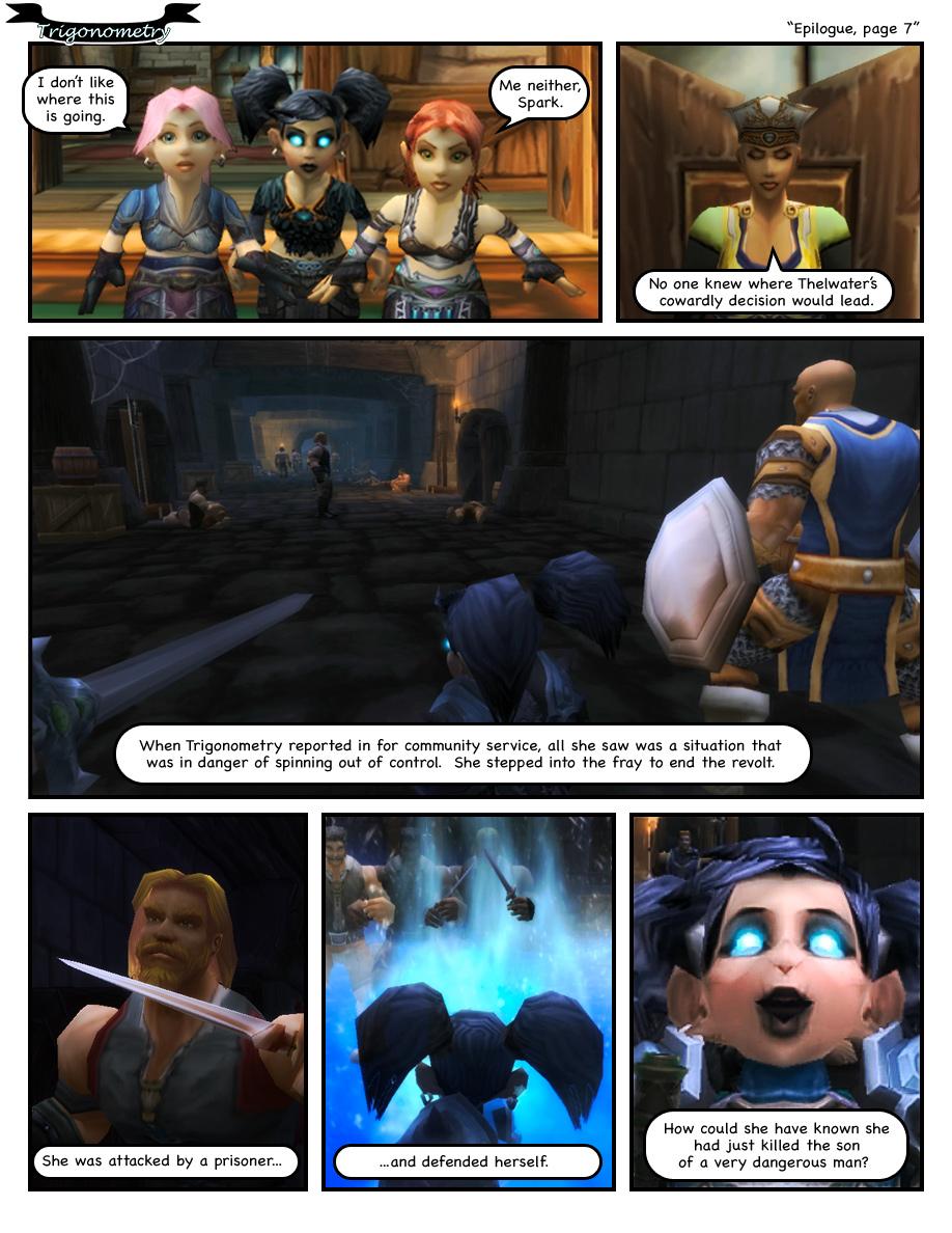 Epilogue, page 7