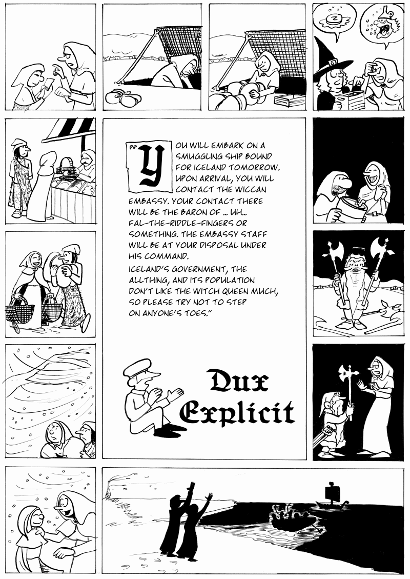 Dux Explicit