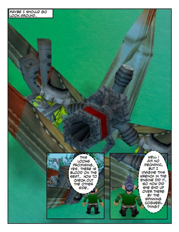 A Study in Gnomish Ingenuity page 7