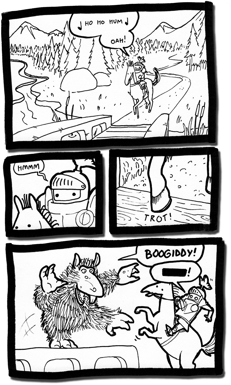 Ye Olde Problems: Page 19