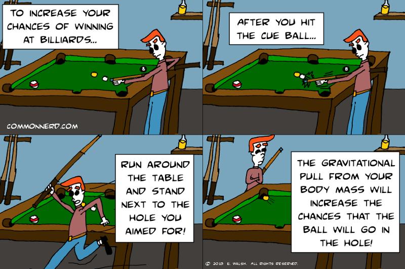 Advanced Gaming Strategies: Billiards