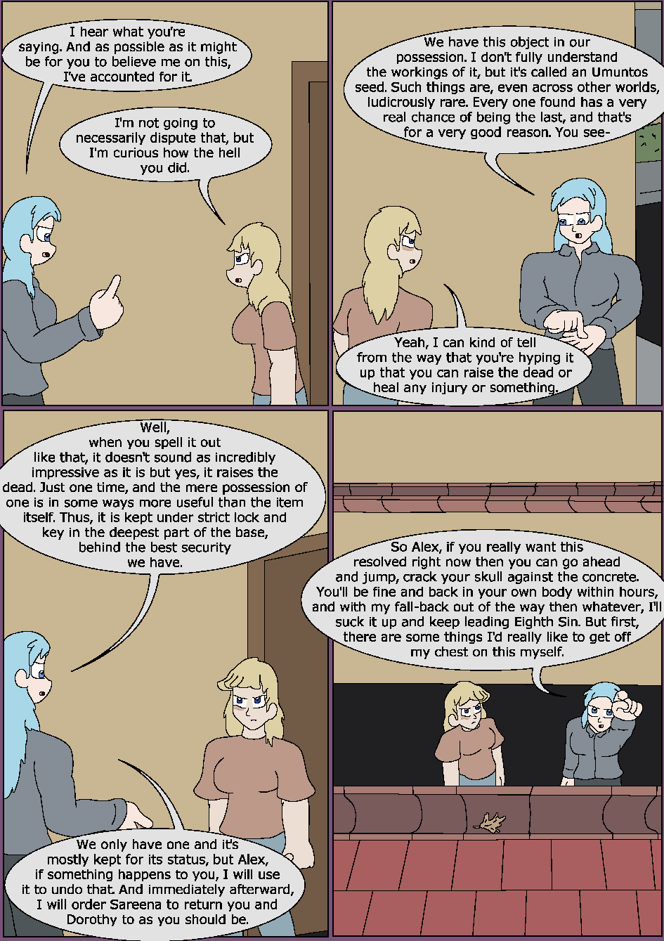 Skeletons in the Closet, Page 23