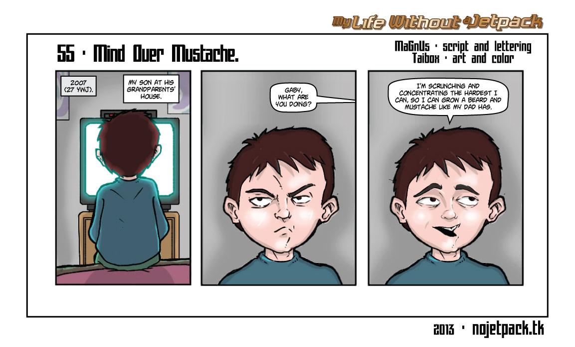 55 - Mind Over Mustache.