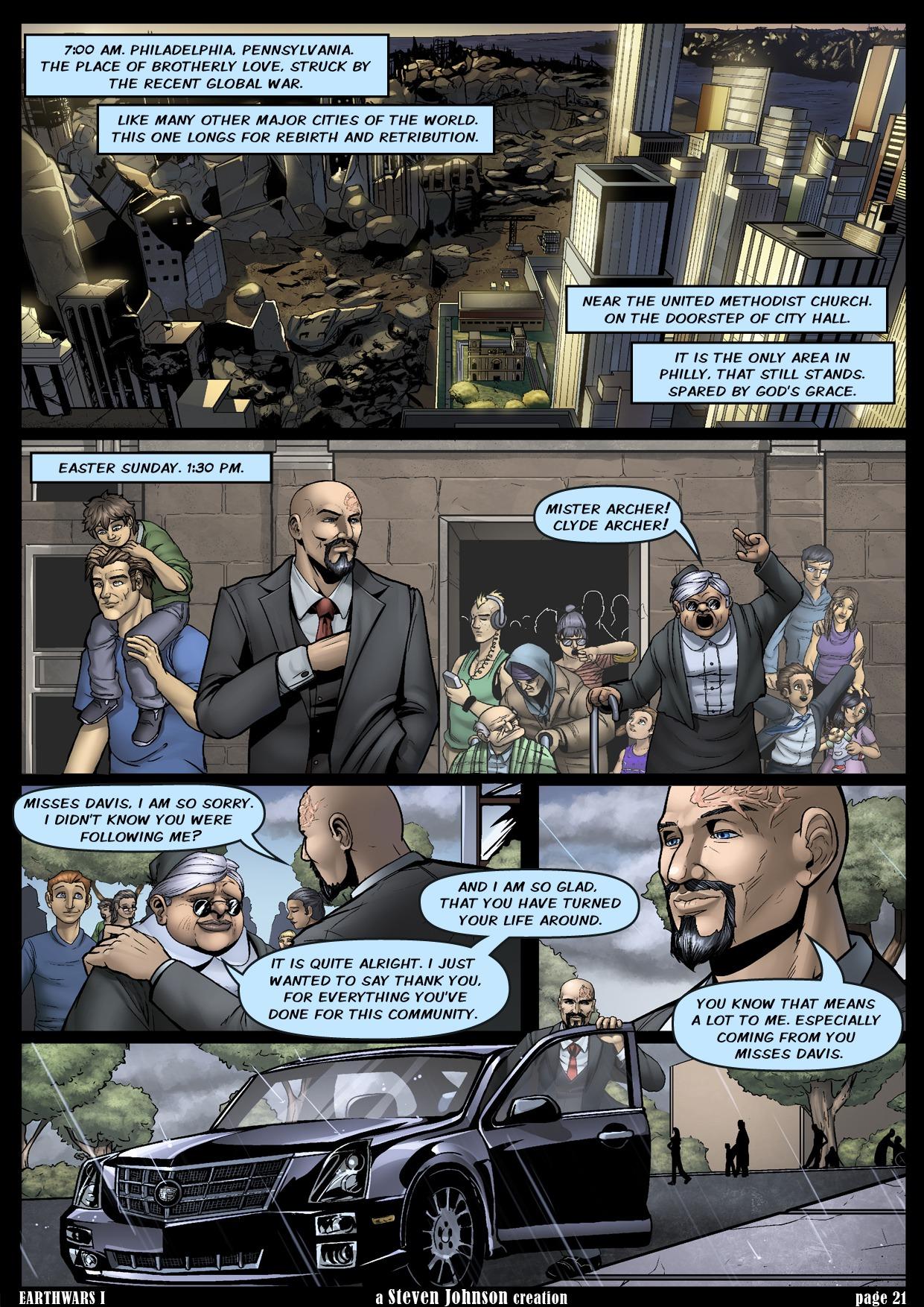 REVELATION RISE * Updated Twice A Month * follow me at: www.freelanced.com/stevenrjohnson