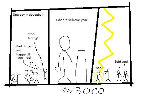 Comic #3 By:Kade