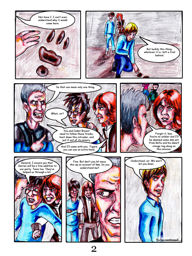 The Beast (Page 2) Part 1