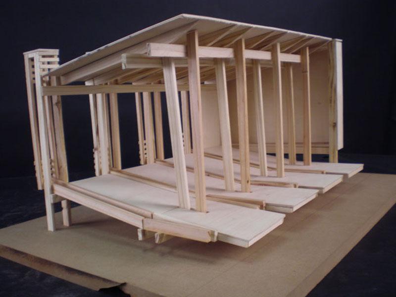 Shack model 1