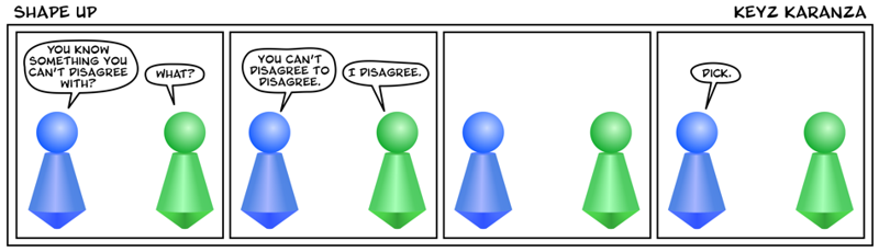 Disagree