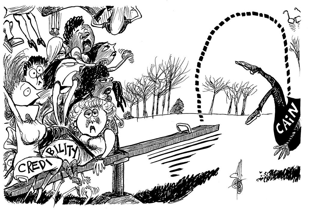 Editorial: The Cain Mutiny (2011)