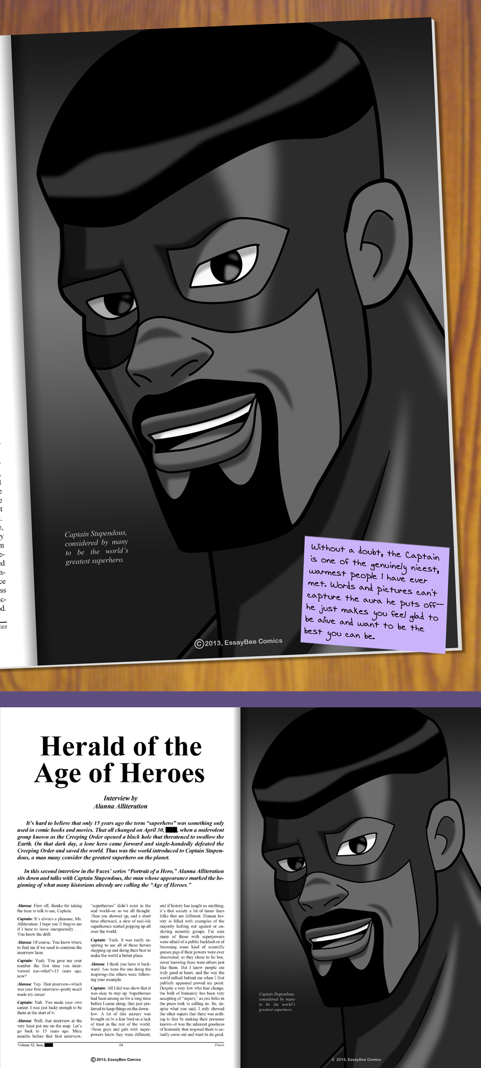 Interleude--Faces Magazine Interview 2 Page 02