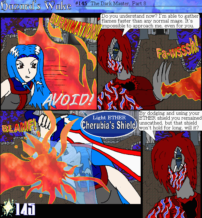 The Dark Master, Part Eight