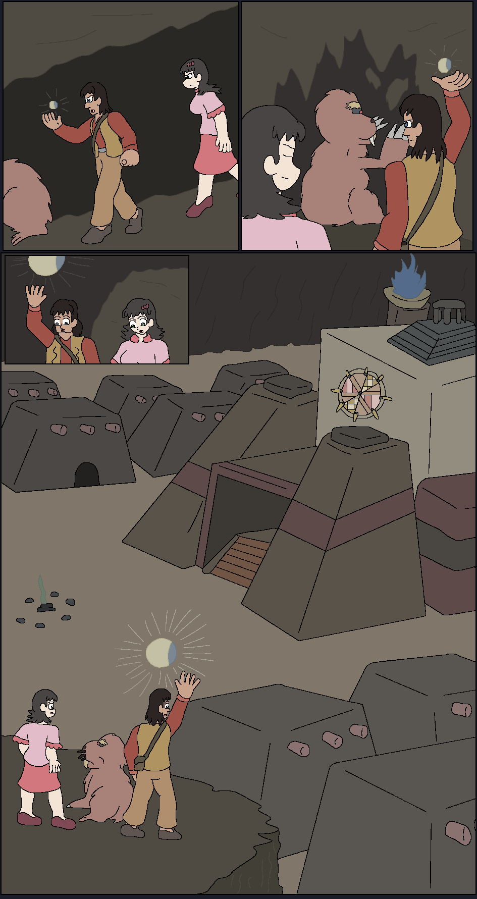 A Time For Play, Page 13