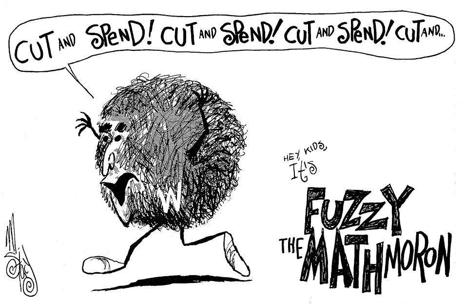 Editorial: Hapless Little Fuzzball (2001)