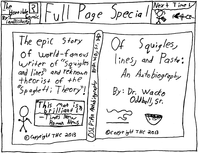 FULL PAGE SPECIAL: Book