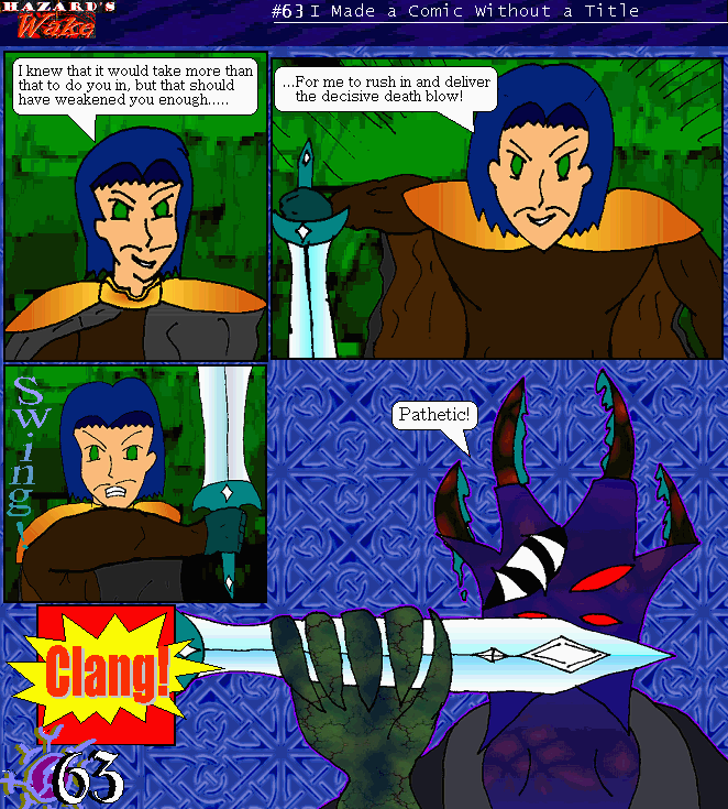 I Made A Comic Without A Title