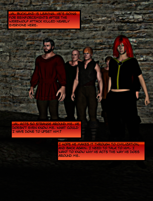 Issue #4 Page #1