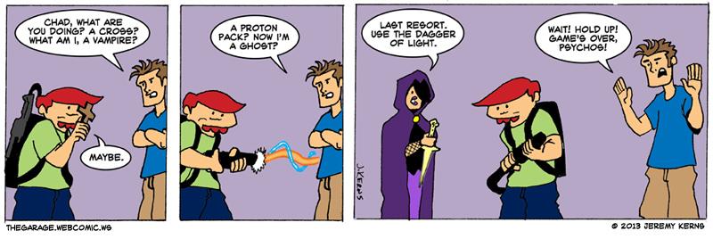 Witch Trial & Error