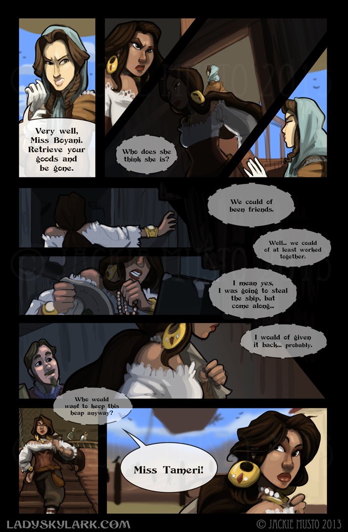 Lady Skylark and the Queen's Treasure - Page 68