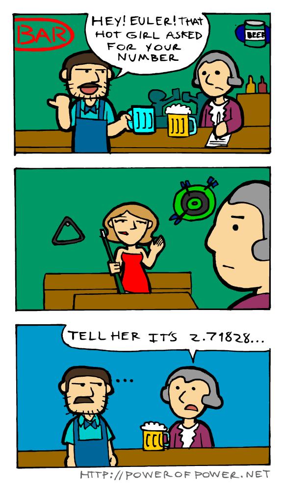 Oh, Euler...