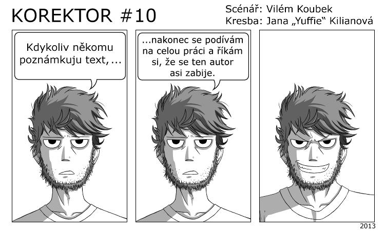 Korektor #10