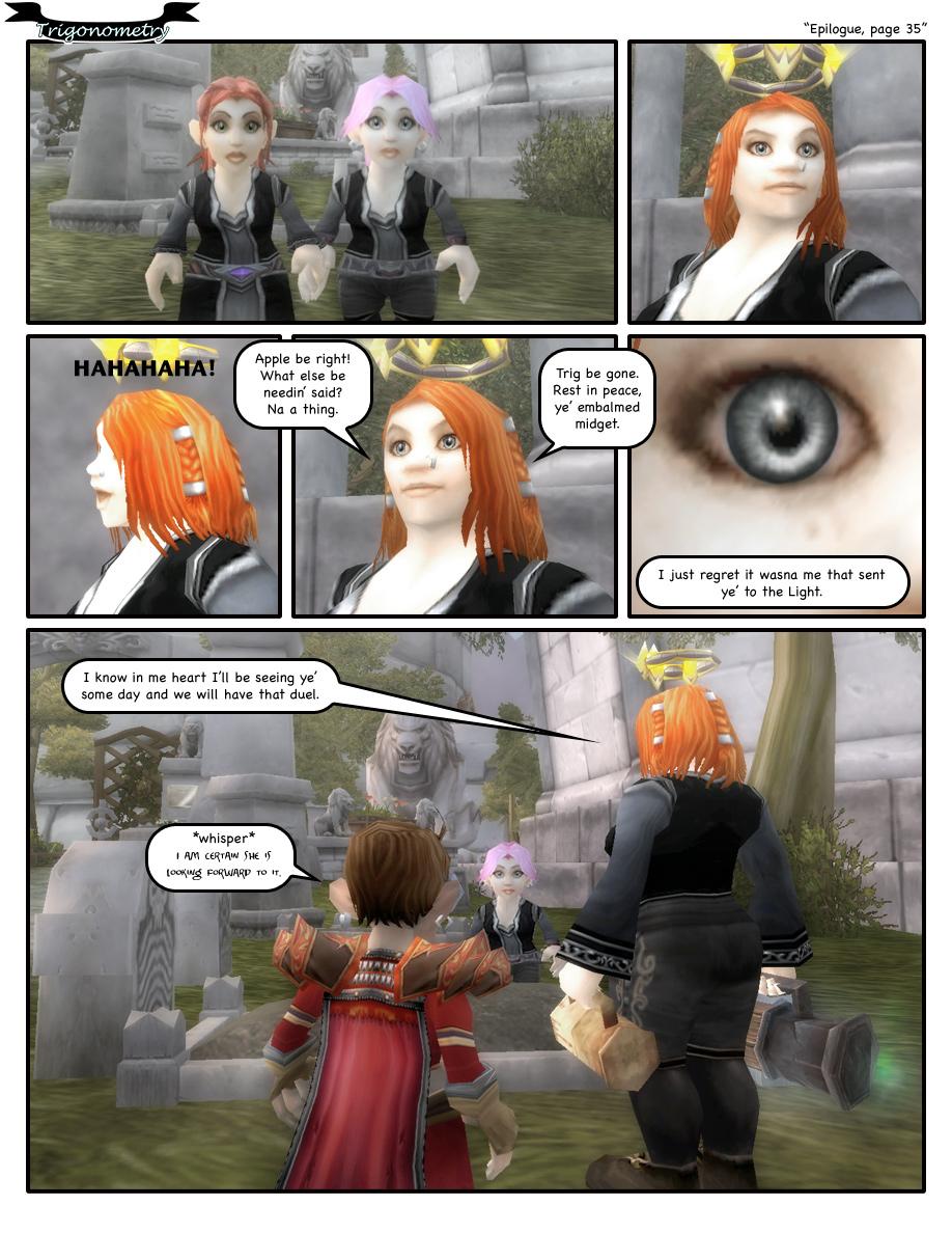 Epilogue, page 35