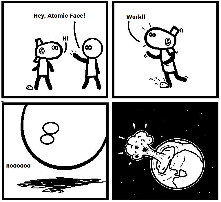 Atomic Face
